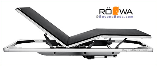 leggett & platt rowa aluminum adjustable bed base