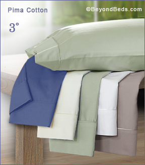 Dreamfit Degree 3˚ Cotton Sheet Sets