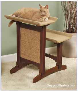 High Quality Craftsman Series Feline Furniture Decorative Cat Perches And Cat Scratching  Platforms