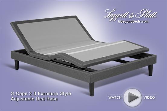 Nice Note: BeyondBeds.com Has Been An Authorized Leggett U0026 Platt Dealer Since  2005. To See All Our Leggett U0026 Platt Adjustable Bed Bases Click Here U003eu003e